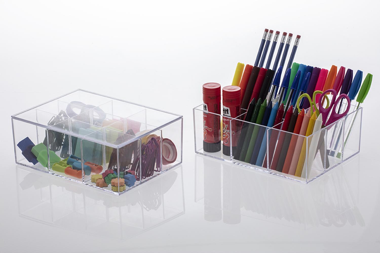 Caixa Organizadora 2,5X16,5X8,5Cm 1079