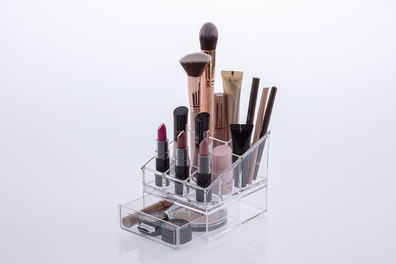 Kit Organizador Cosmeticos 12,5X11,5X12Cm 1085