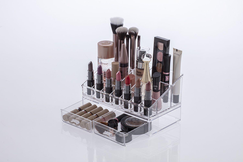 Kit Organizador Cosmeticos 22X12,5X12,5Cm 1091