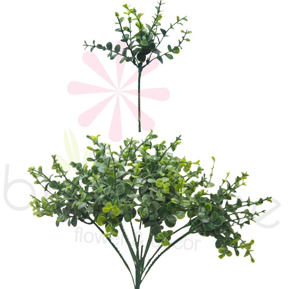 Pick  Artificial de Folhas de Eucalipto - Brilliance