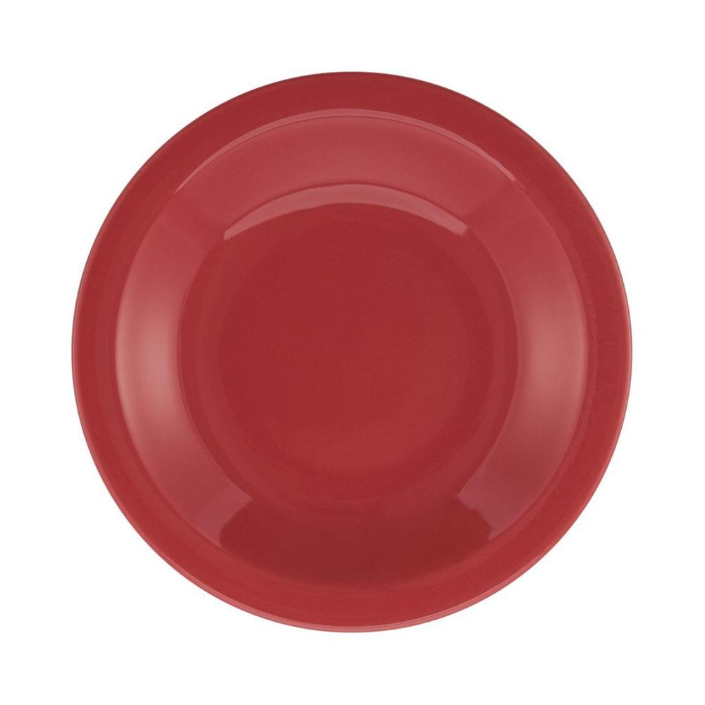Prato Fundo 23Cm Floreal Red. 6017