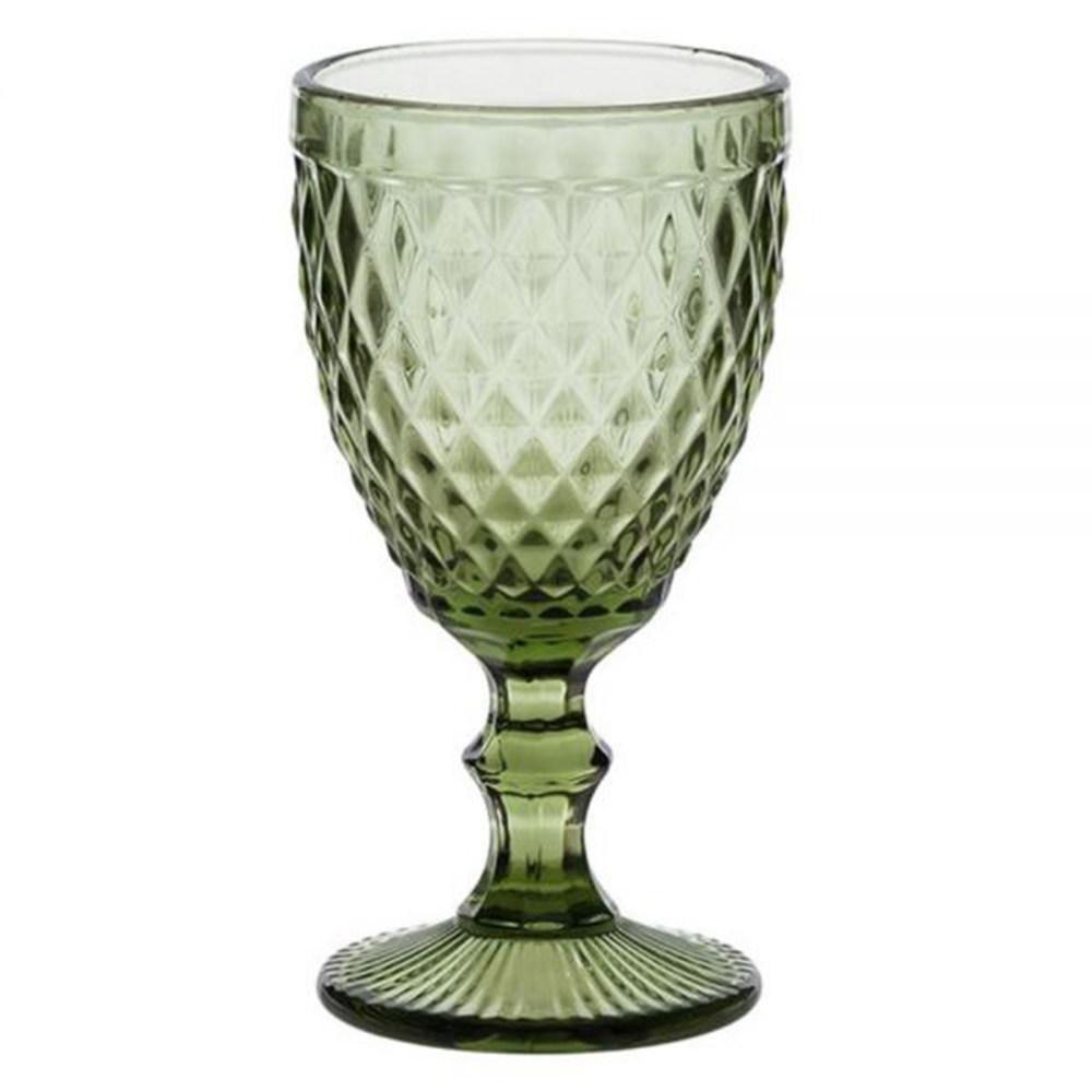 Taça Para Água Bico De Abacaxi 260Ml Lyor - Verde