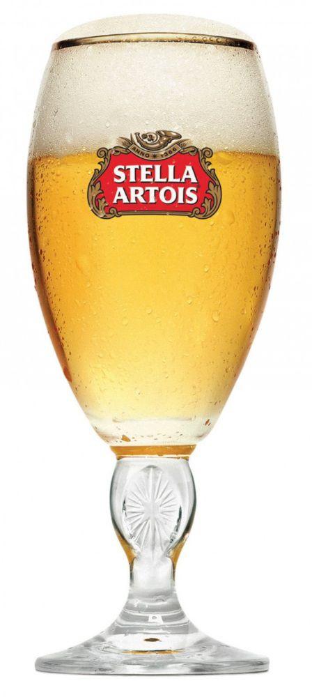 Taca para cerveja Stella Artois 250ML - Globimport