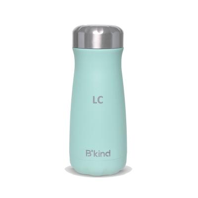 Copo Térmico B'kind  Azul Tiffany Personalizado
