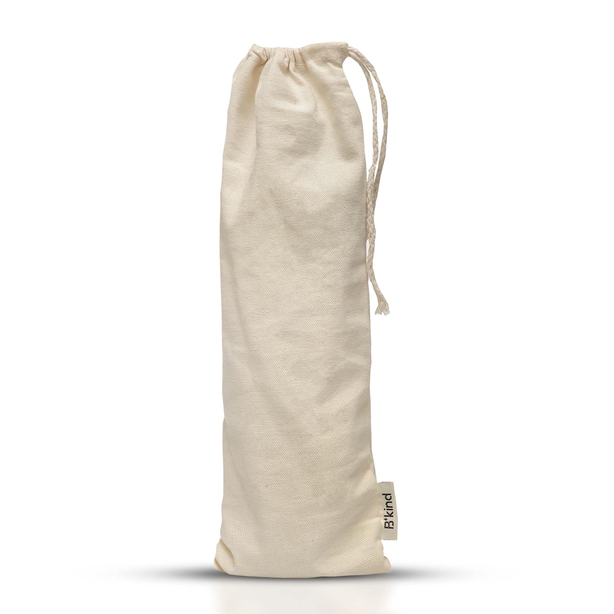 Garrafa Térmica B'kind All Silver Personalizada