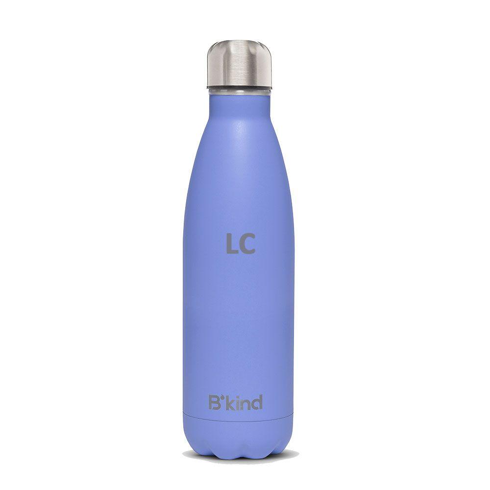 Garrafa Térmica B'kind Lavender Personalizada