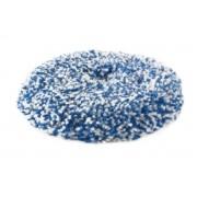Boina de lã pirulito azul Rupes - CORTE 6