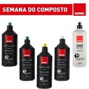 KIT com 5 Compostos  Rupes - Promoção Semana do Composto