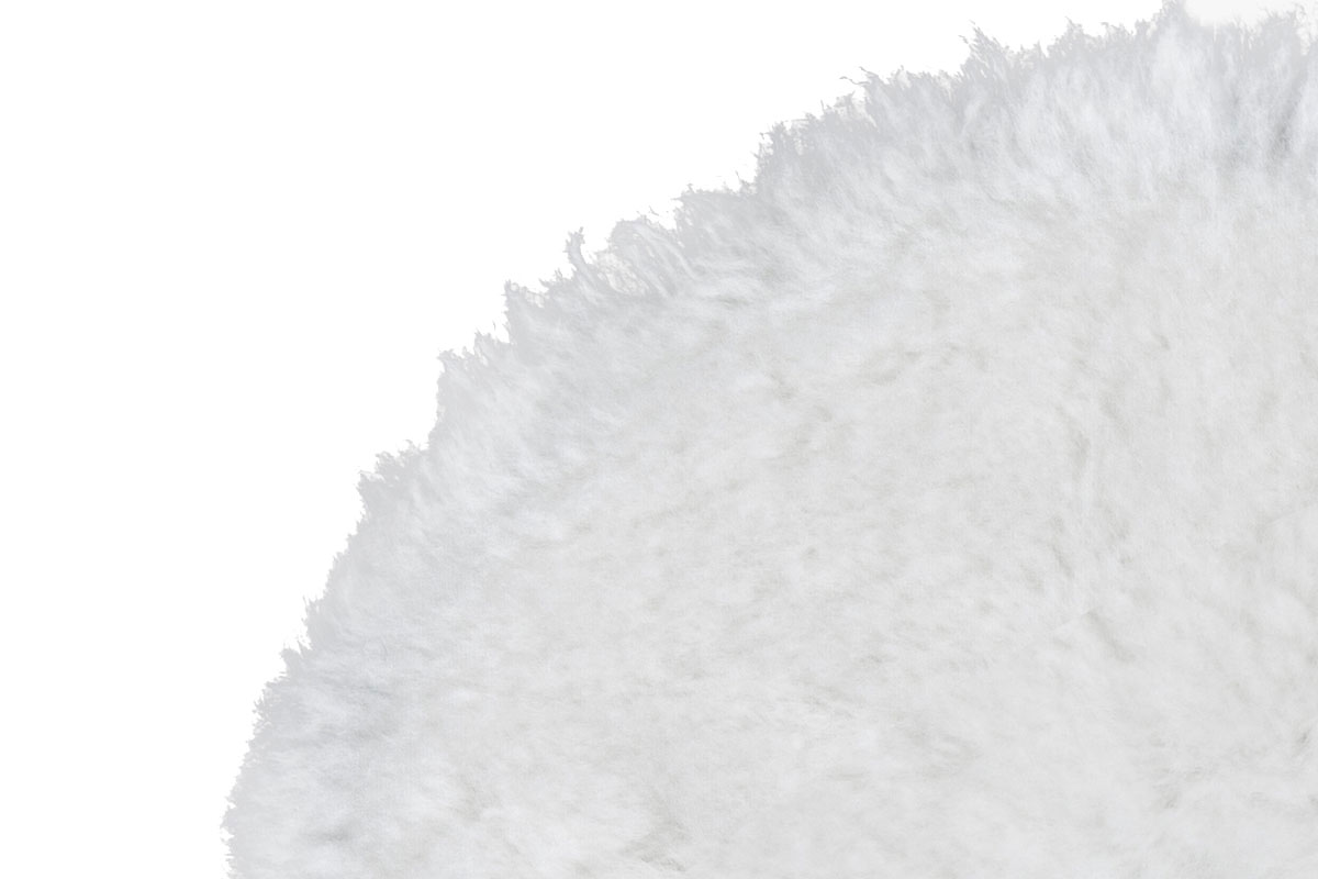 "Boina de lã rotativa azul Rupes CUT & FINISH - CORTE 6""  - Rupes Brasil"
