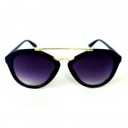 Óculos de Sol Cayo Blanco Feminino Preto