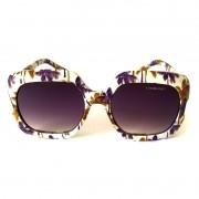 Óculos de Sol Cayo Blanco Feminino Tropical