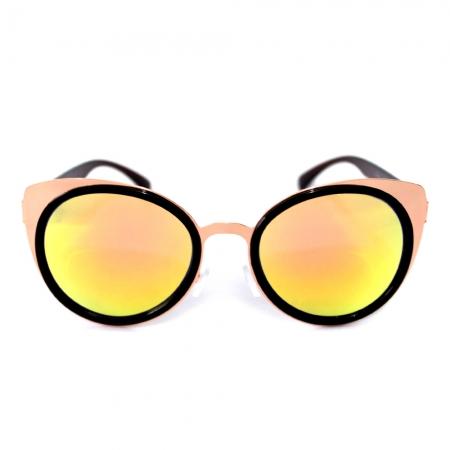 Óculos de Sol Redondo Fashion Cayo Blanco