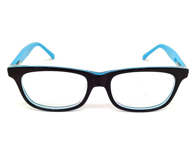 Óculos De Grau Cayo Blanco Preto e Azul