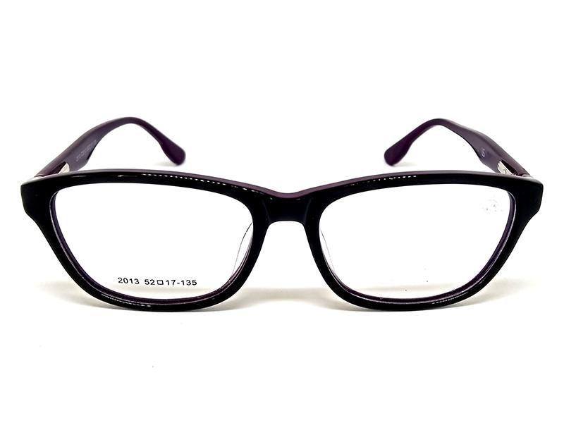 Óculos De Grau Cayo Blanco Preto e Roxo