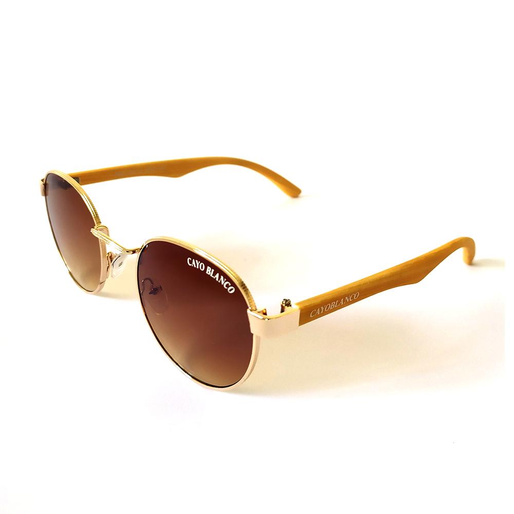 Óculos de Sol Baía com proteção UVA/UVB - Cayo Blanco  - Cayo Blanco