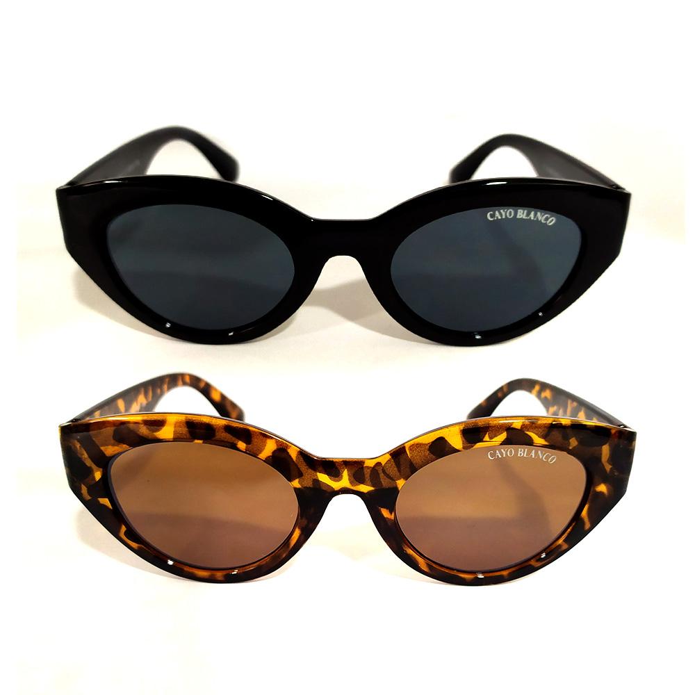 Óculos de Sol Bassa com proteção UVA/UVB - Cayo Blanco  - Cayo Blanco
