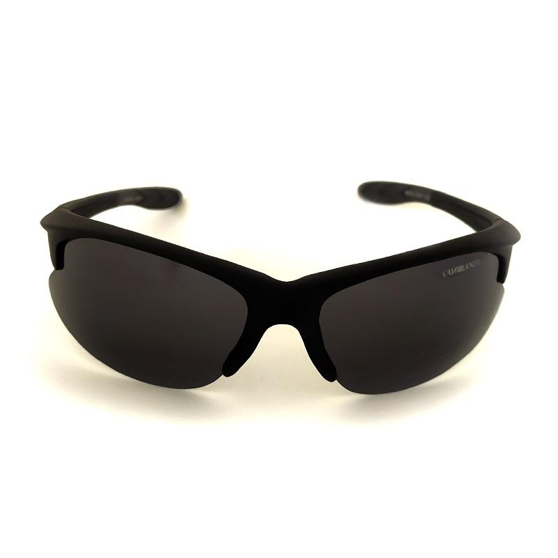 Óculos de Sol Cayo Blanco Esportivo Preto   - Cayo Blanco