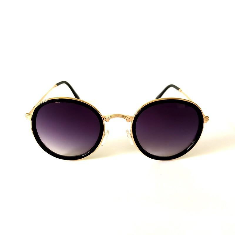 Óculos de Sol Cayo Blanco Feminino Lente Preto