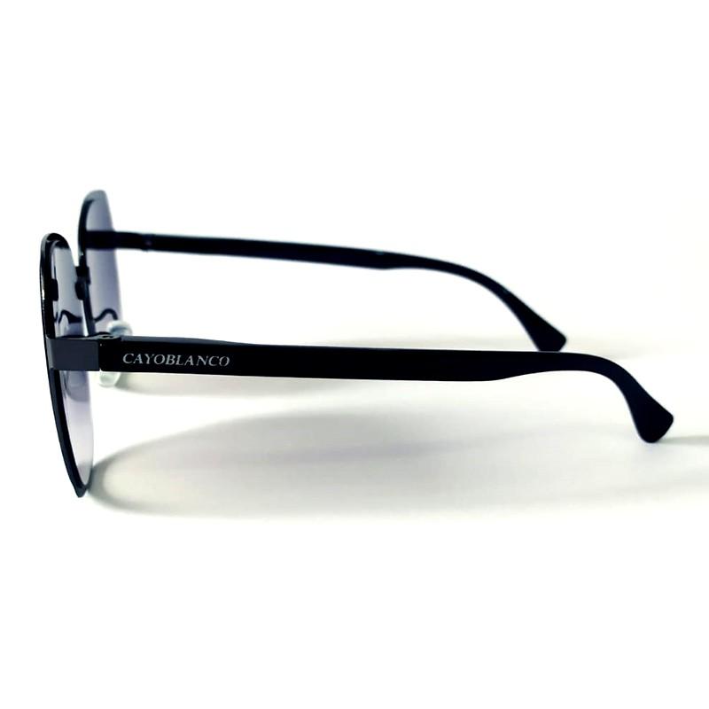 Óculos de Sol Cayo Blanco Feminino Preto  - Cayo Blanco