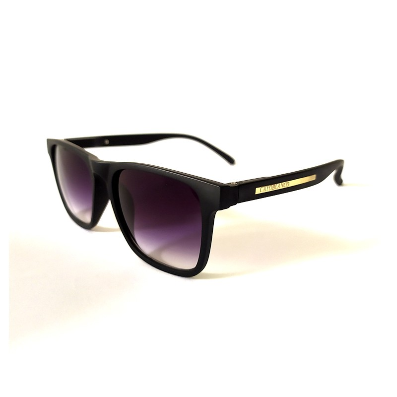 Óculos de Sol Cayo Blanco Feminino Preto Lente Preto  - Cayo Blanco