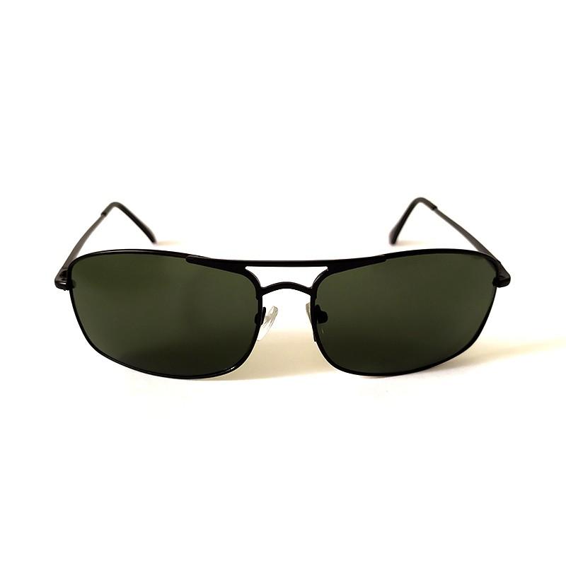 Óculos de Sol Cayo Blanco Preto Lente Verde  - Cayo Blanco