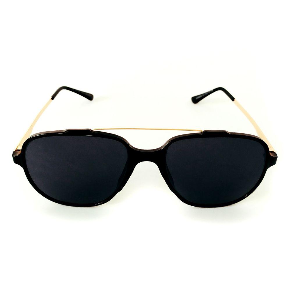 Óculos de Sol Fashion Preto Cayo Blanco