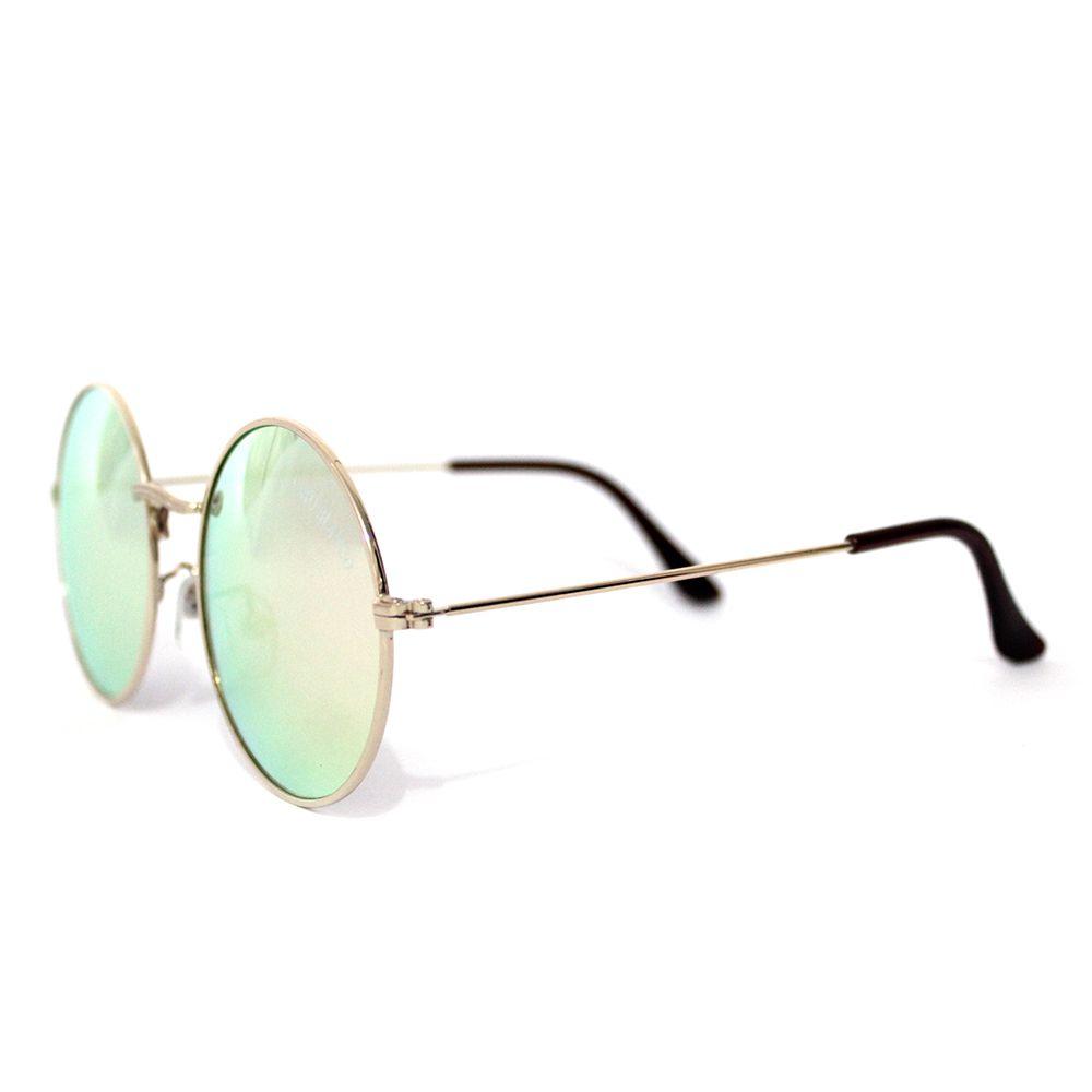 Óculos de Sol Feminino Redondo Cayo Blanco  - Cayo Blanco