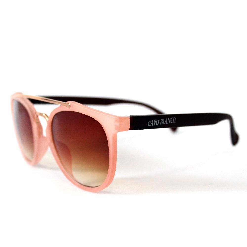 Óculos de Sol Feminino Redondo Cayo Blanco