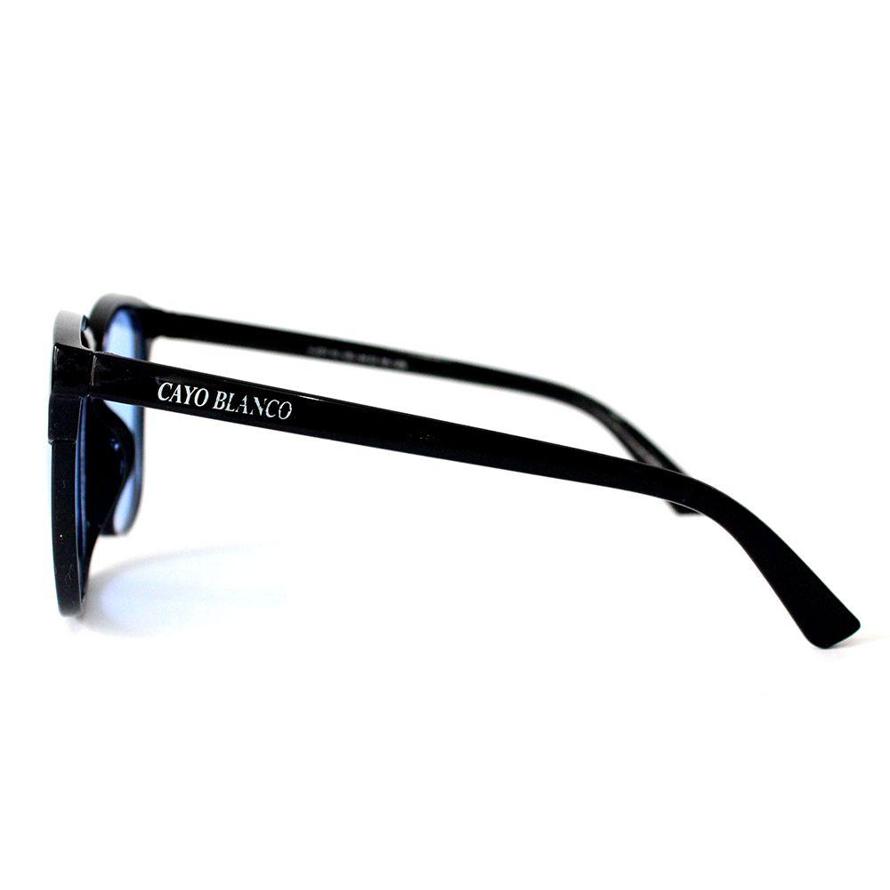 Óculos de Sol Feminino Redondo Fashion Cayo Blanco  - Cayo Blanco