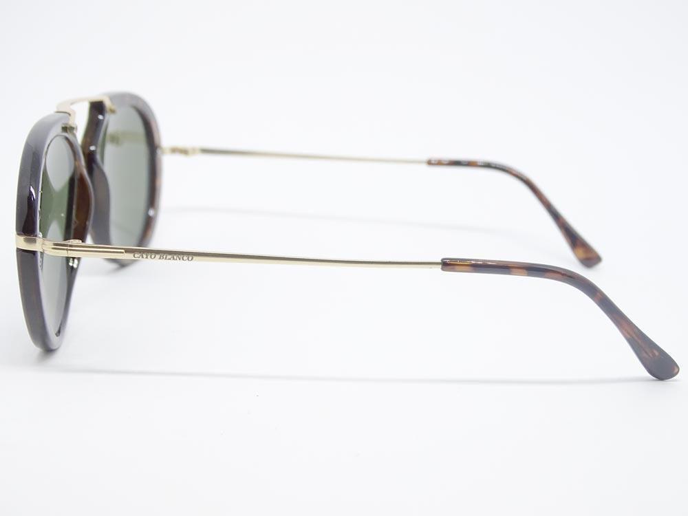 Óculos de Sol Feminino Vintage Fashion Cayo Blanco  - Cayo Blanco