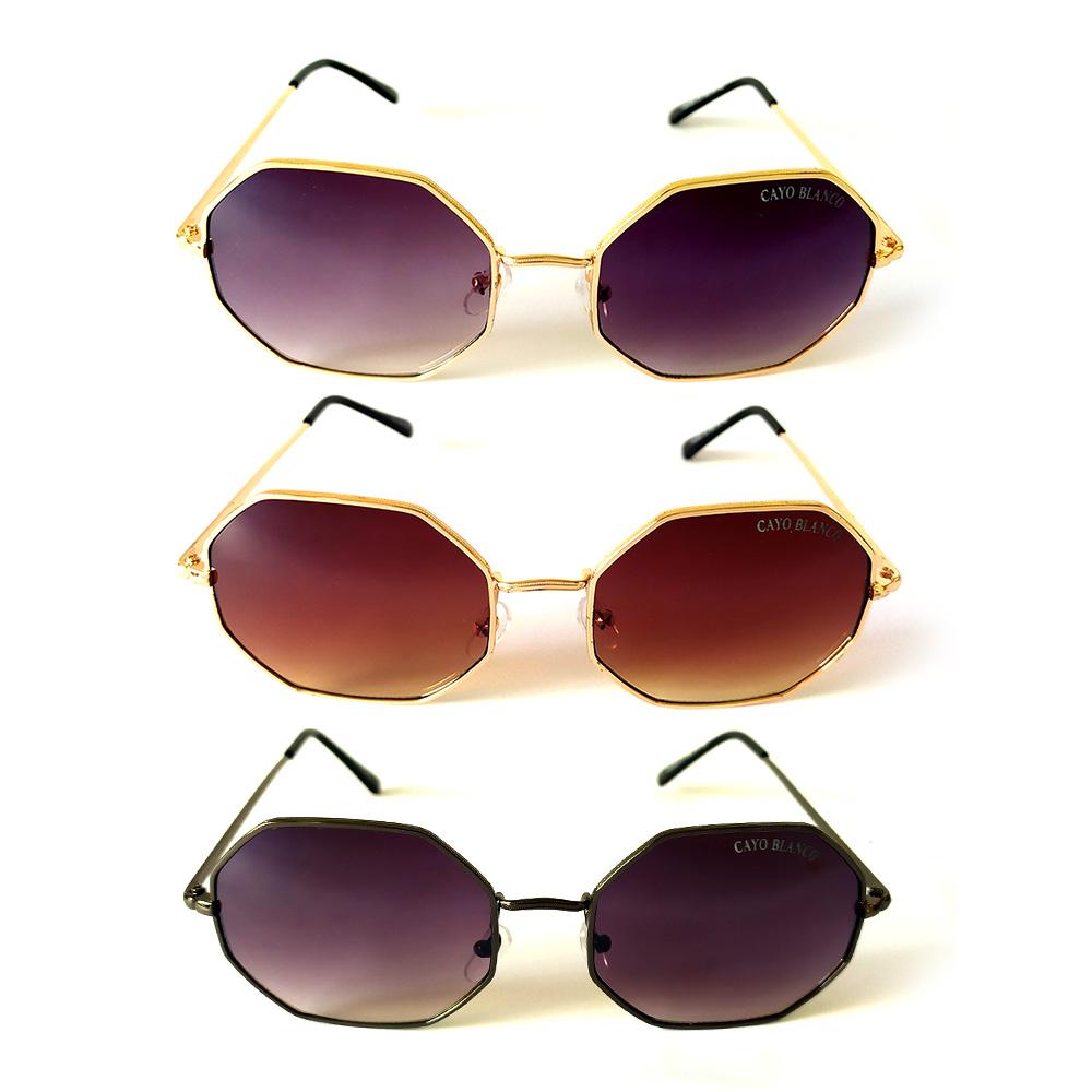 Óculos de Sol Malta com proteção UVA/UVB - Cayo Blanco  - Cayo Blanco