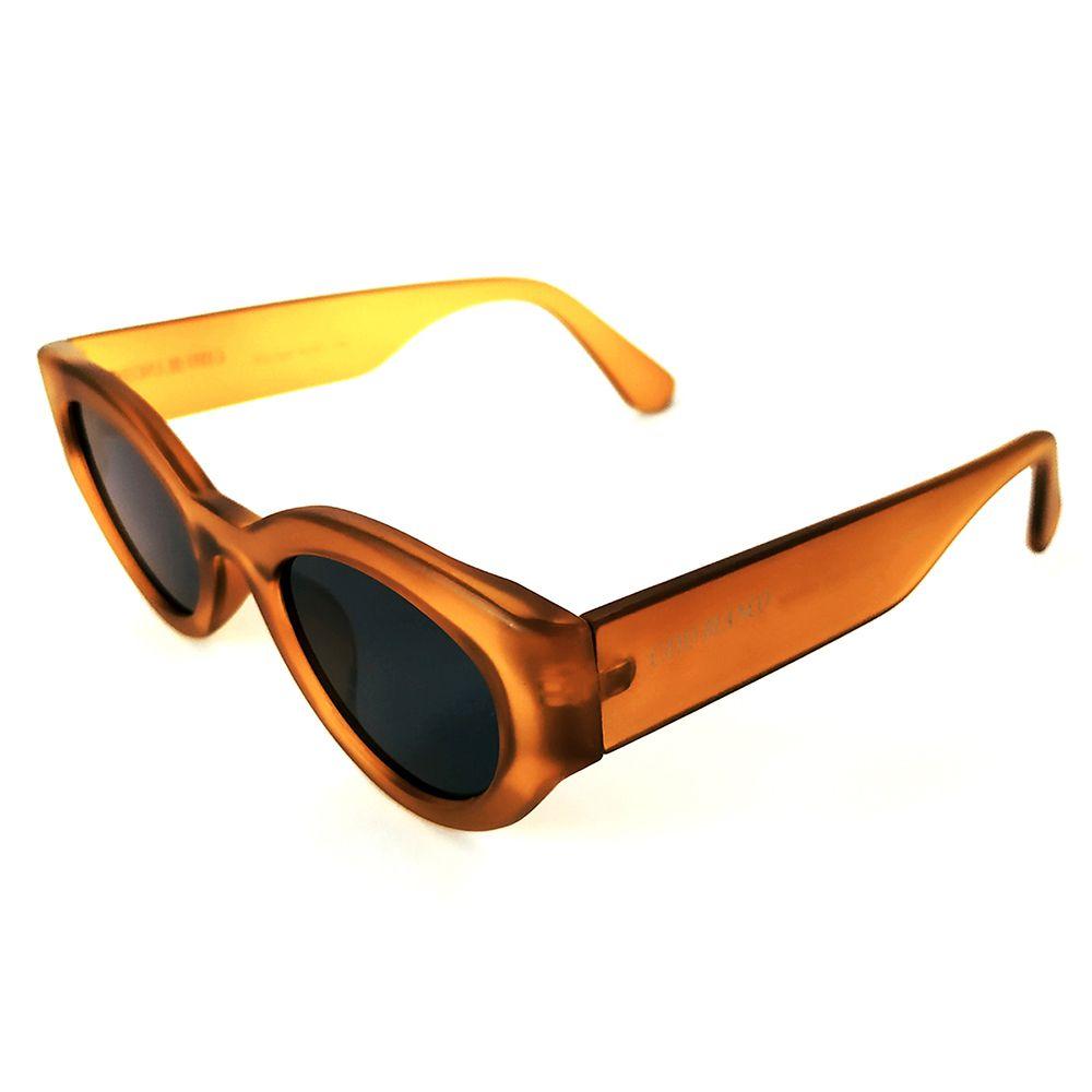 Óculos de Sol Redondo Amarelo Cayo Blanco  - Cayo Blanco