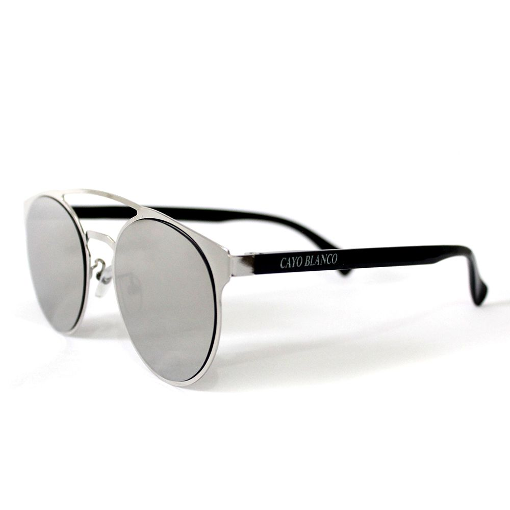 Óculos de Sol Redondo Cayo Blanco  - Cayo Blanco