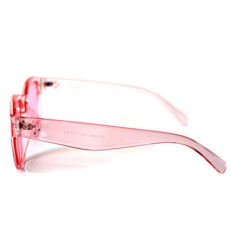 Óculos de Sol Redondo Rosa Cayo Blanco  - Cayo Blanco
