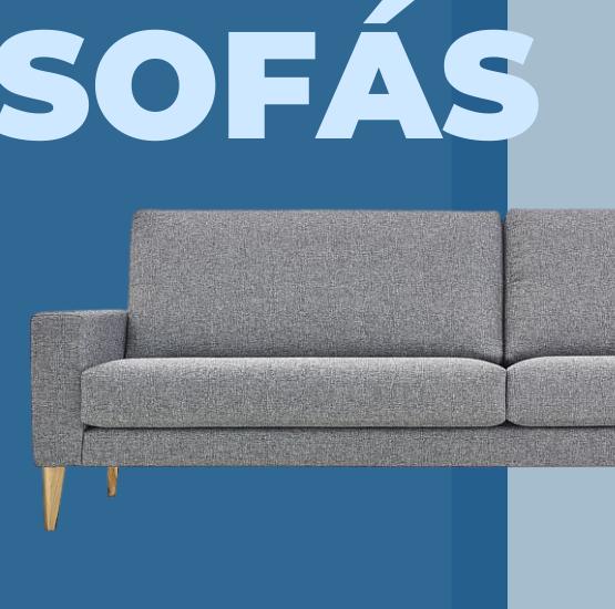 sofá conforto para a sua sala