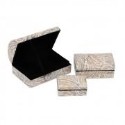 Caixa Bau de Conchas Lasca Conj. 3 peças
