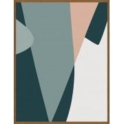Quadro Geometrico 68x88cm