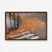 Quadro Golden Autumn Leaves 62x42cm