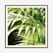 Quadro Green World 82x82cm