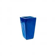 Vaso Vietnamita Quadrado em Cerâmica 20x40