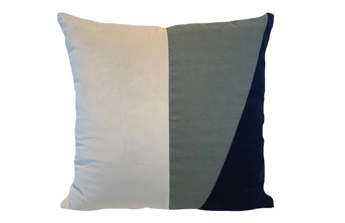 Almofada Veludo Colorida 52x52