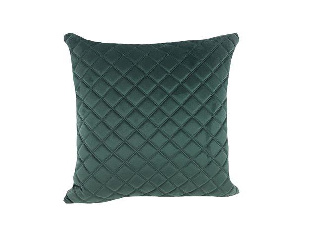 Almofada Veludo Verde 52x52