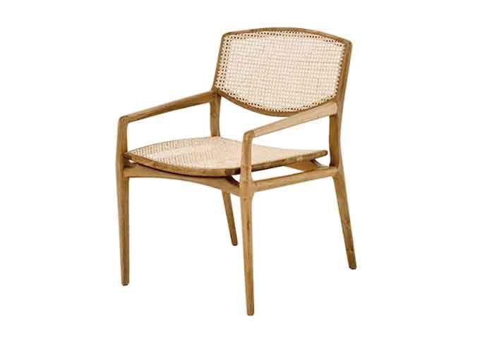Cadeira Alexia C/ Braço