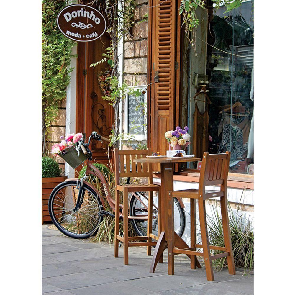 Cadeira Bar Alta