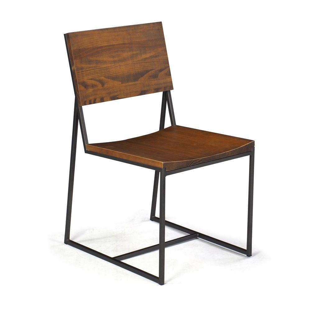 Cadeira Baxter Rustic Brown