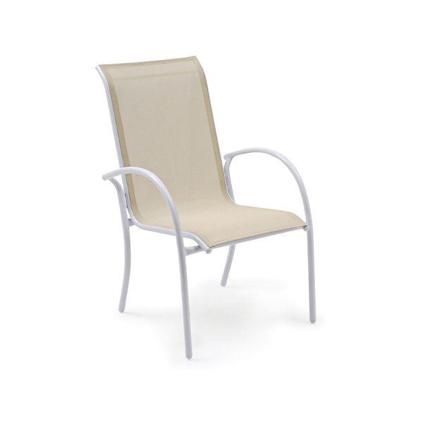 Cadeira Empilhável Slim