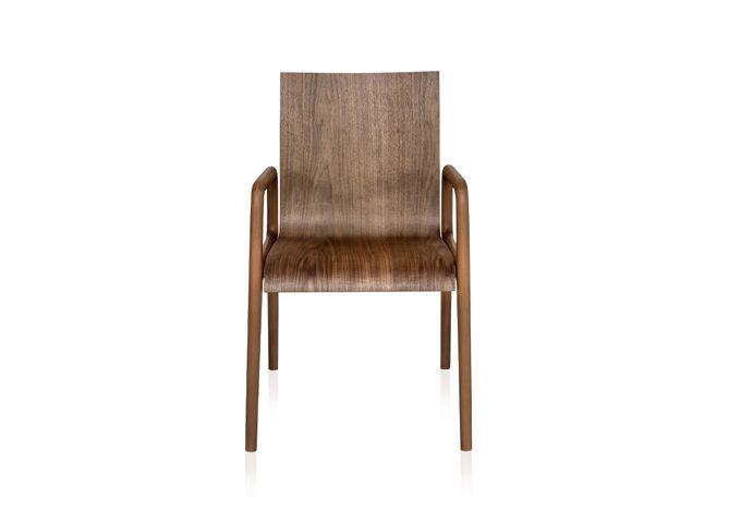 Cadeira Flake - Designer: Luan Del Savio