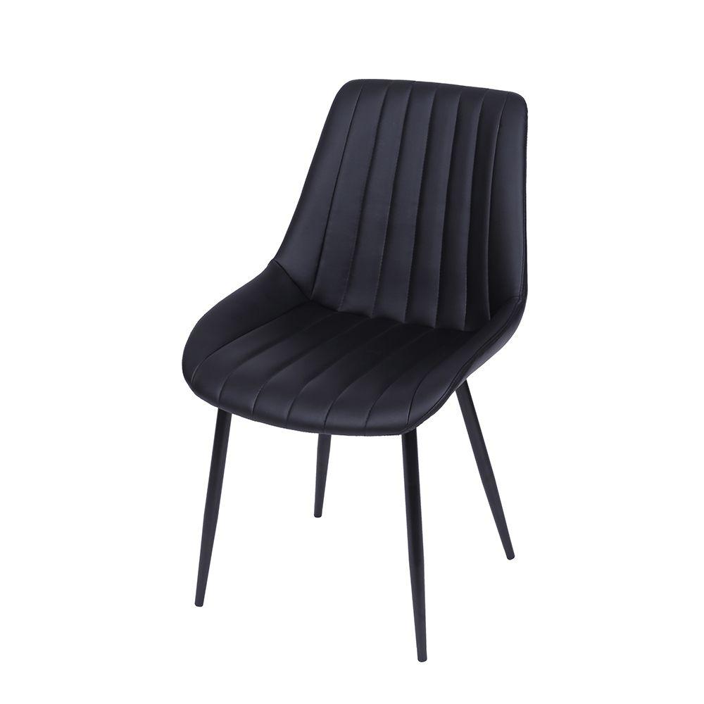 Cadeira Linhas Classic com Base em Metal