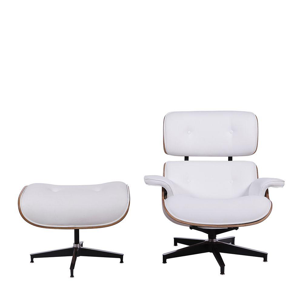 Cadeira + Puff Presidente
