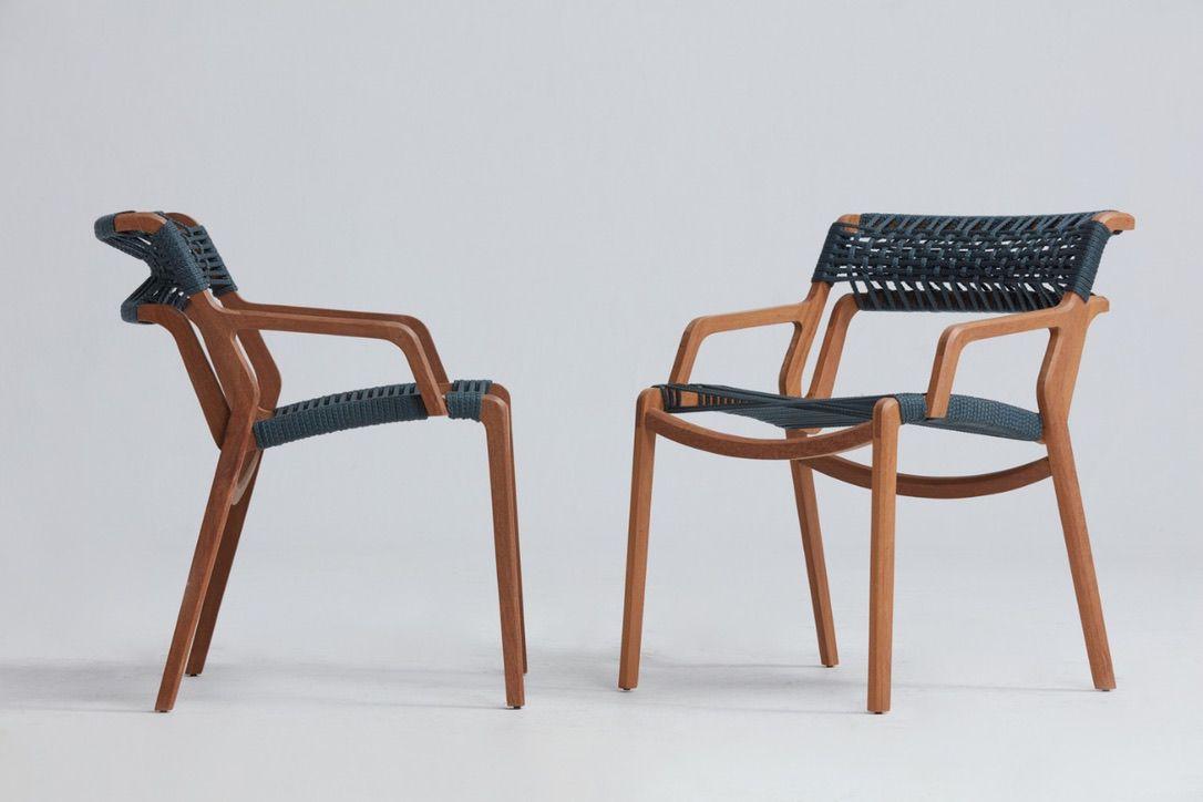 Cadeira Savana - Designer Fernando Zanardi